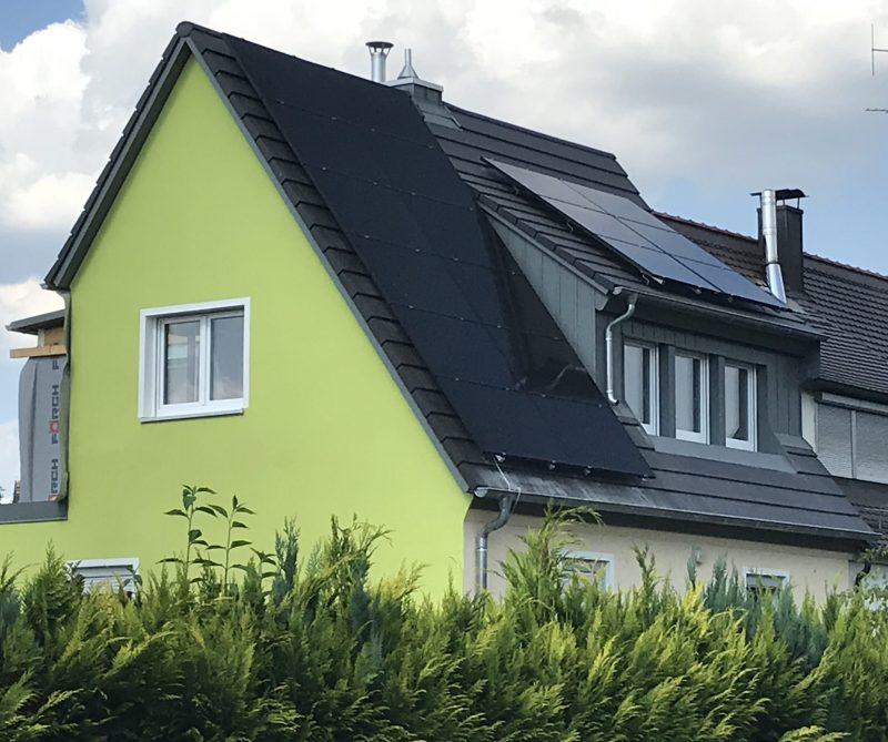 Dachumbau bzw. Dachsanierung kann Holzbau Zäh auch!