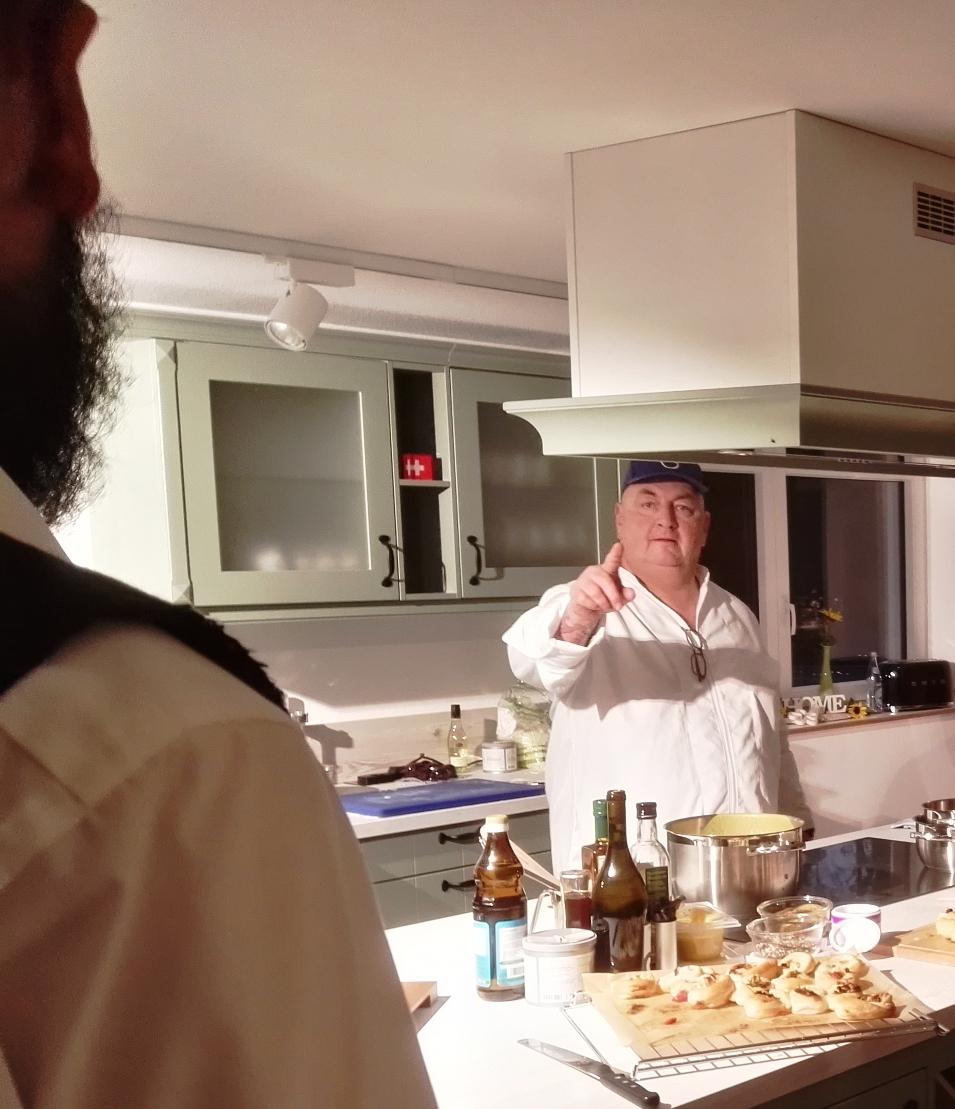 Kochveranstaltung war ein Erfolg und geht in die nächste Runde am 25.10.2019